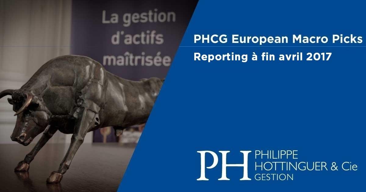 PHCG EMP : Reporting à Fin Avril