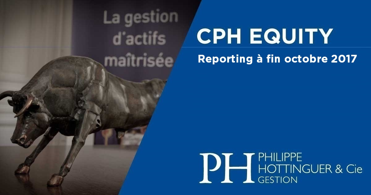 CPH Equity : Reporting à Fin Octobre