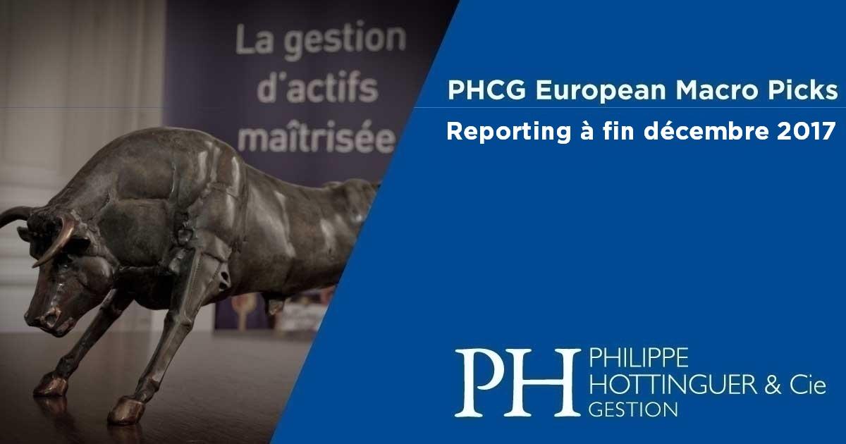 PHCG EMP : Reporting à fin décembre
