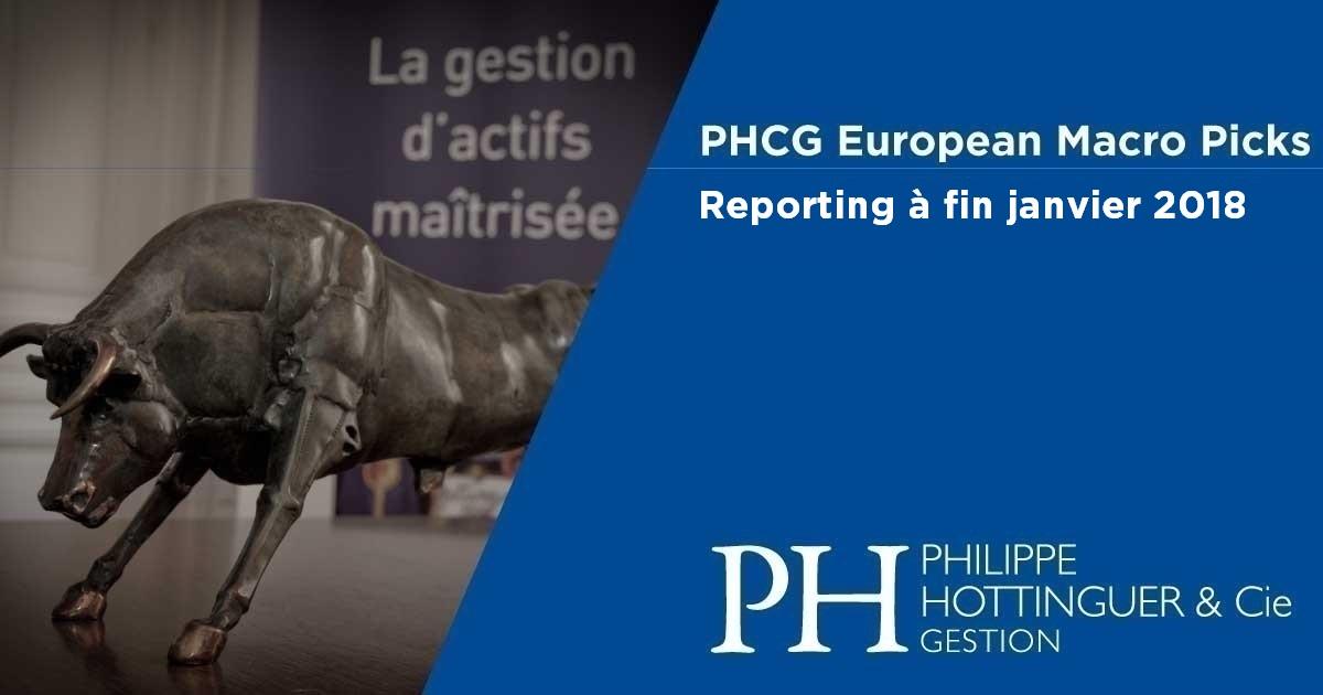 PHCG EMP : Reporting à Fin Janvier