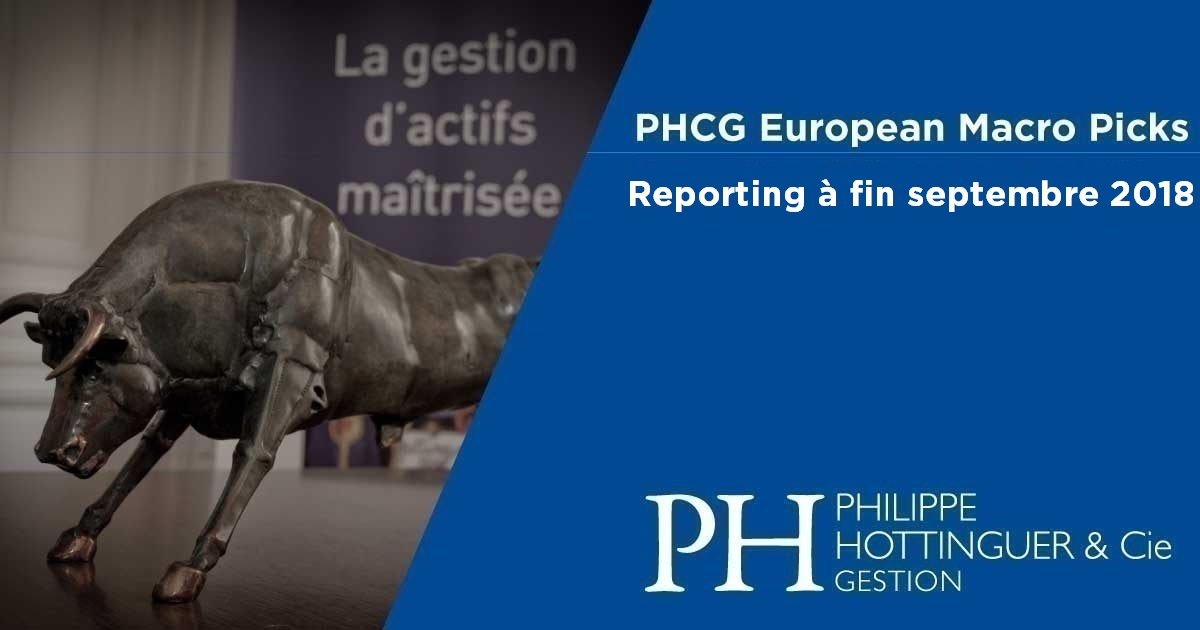 PHCG EMP : Reporting à Fin Septembre