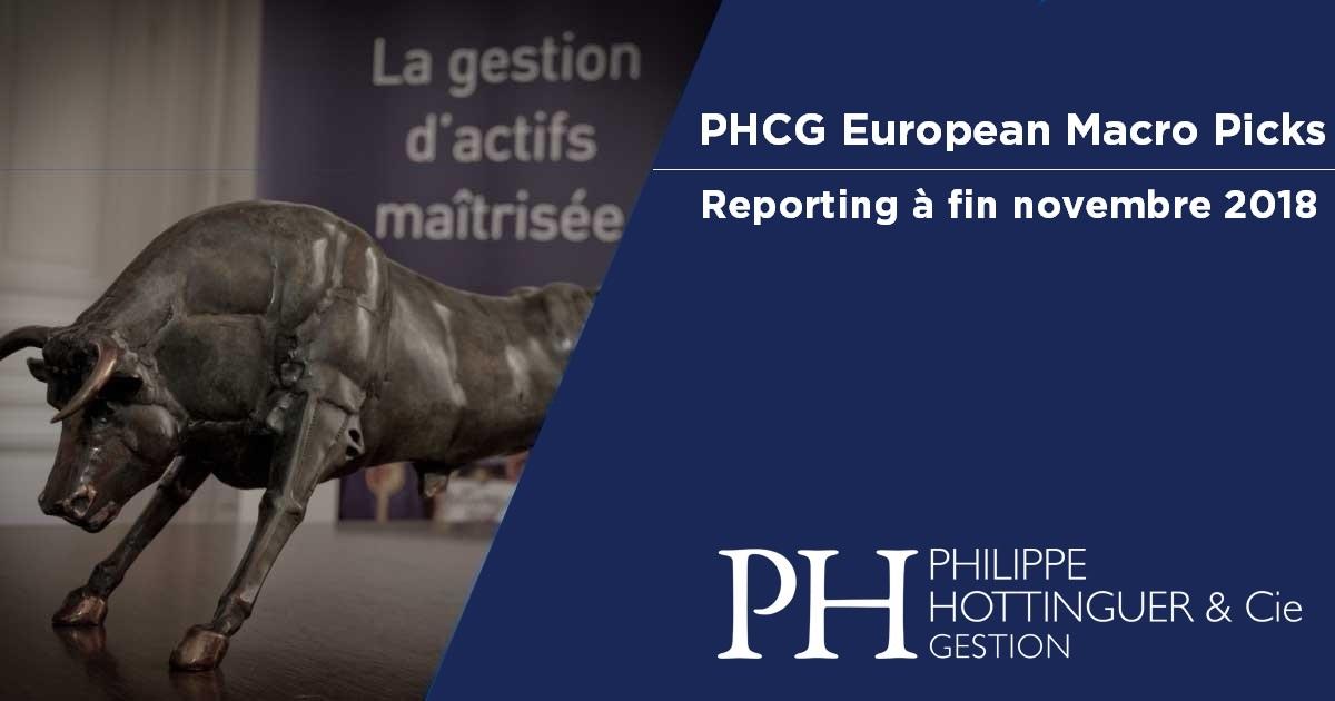 PHCG EMP : Reporting à Fin Novembre