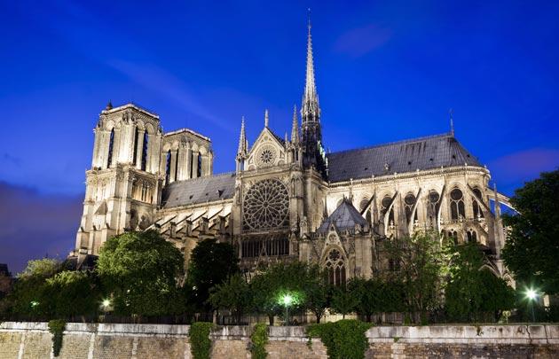 Le Groupe Philippe Hottinguer S'engage Pour Notre-Dame De Paris