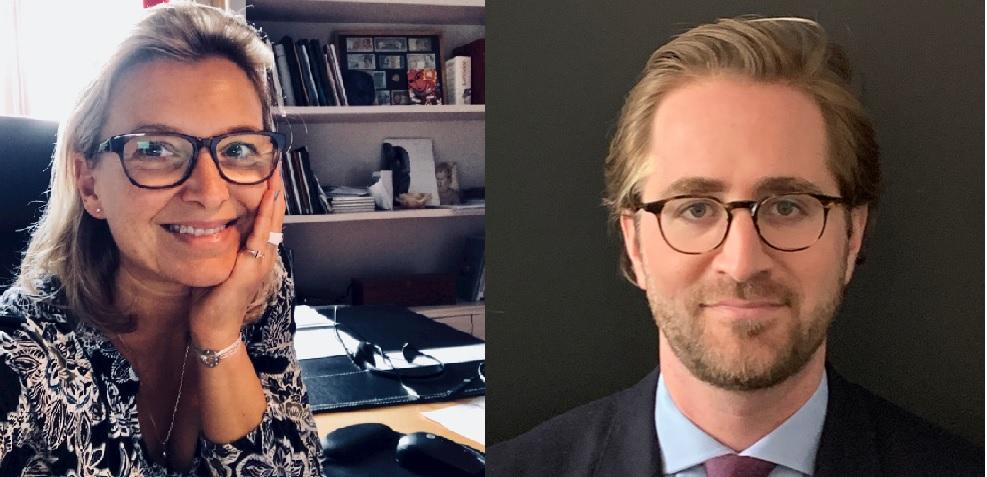 Arrivée de Judith Vanhoenacker et Paul de Mestier au sein du Groupe Philippe Hottinguer