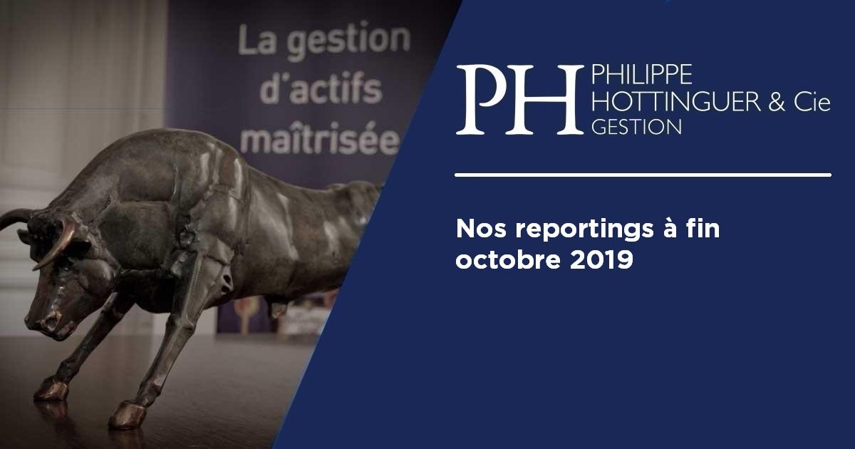 Point Macro Du 7 Novembre 2019 : économie Et Marchés, Notre Analyse Du Contexte Actuel Et à Venir