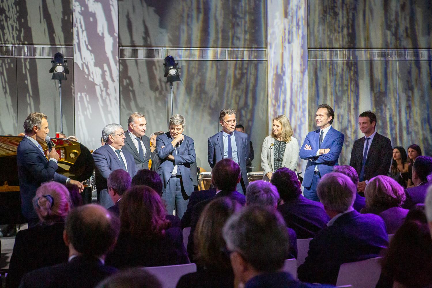 Le Groupe Philippe Hottinguer Fier De S'être Associé à Dôm-Finance Pour Ce Bel événement Musical