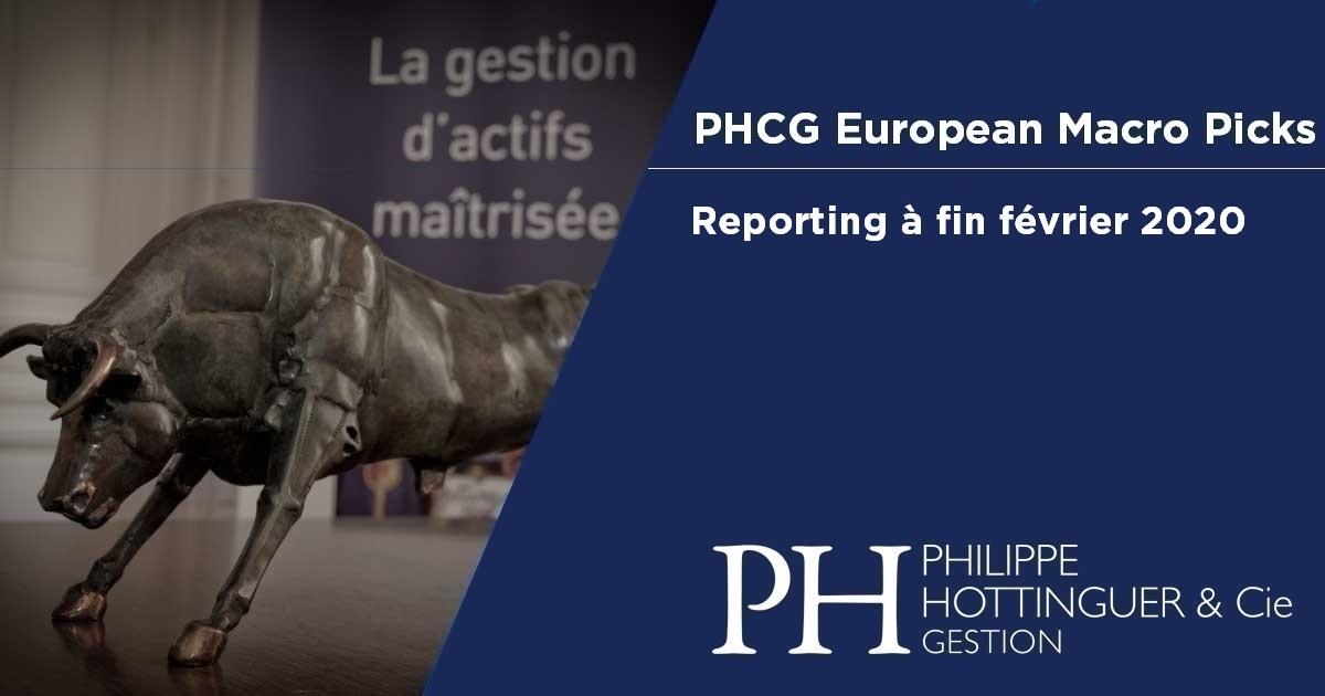 PHCG EMP : Reporting à Fin Février 2020